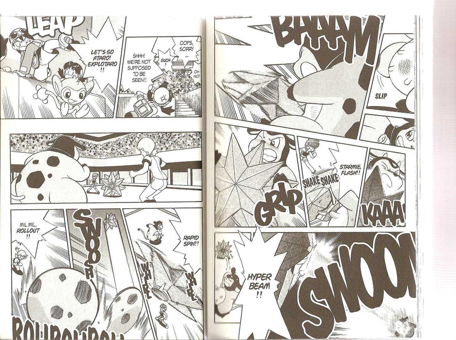 Pokemon Adventures 156 Page 3
