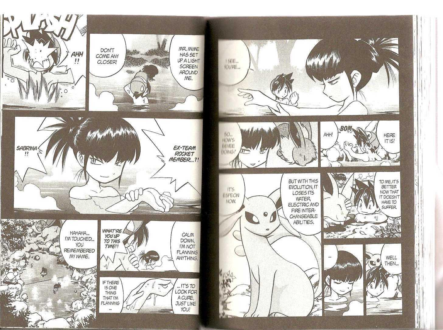 Pokemon Adventures 157 Page 2