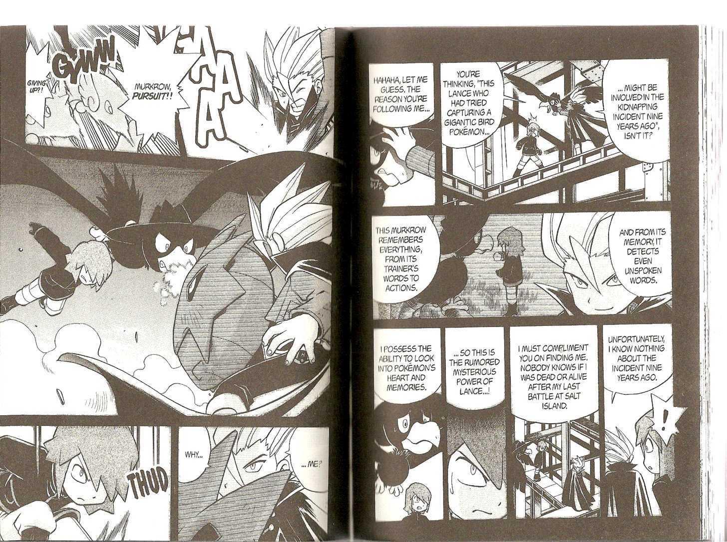 Pokemon Adventures 159 Page 3
