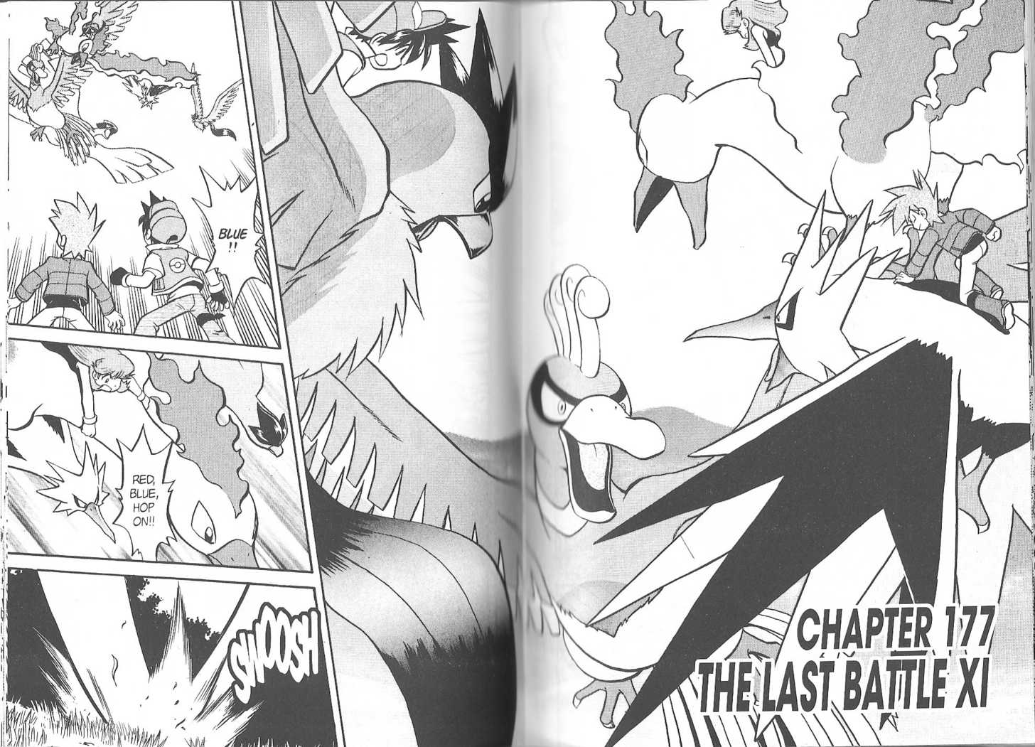 Pokemon Adventures 177 Page 2