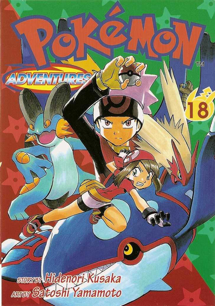 Pokemon Adventures 215 Page 1