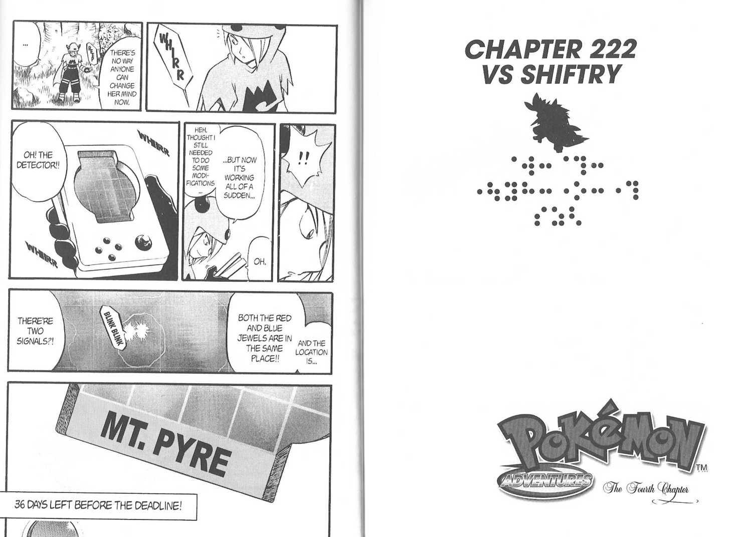 Pokemon Adventures 221.9 Page 2