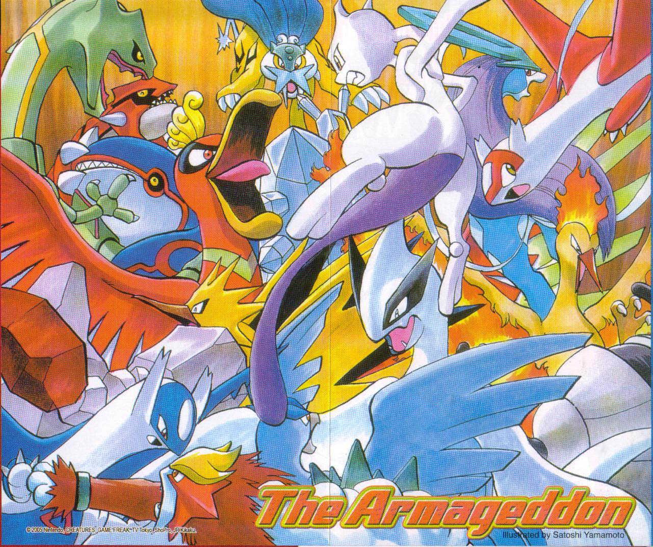 Pokemon Adventures 239 Page 2