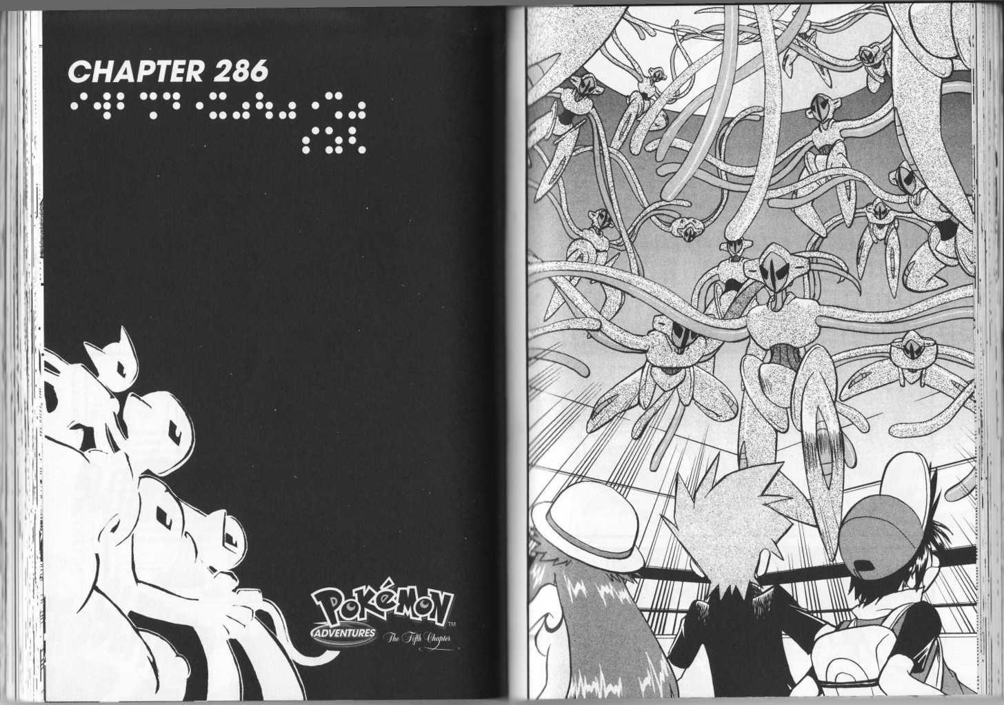 Pokemon Adventures 286 Page 1