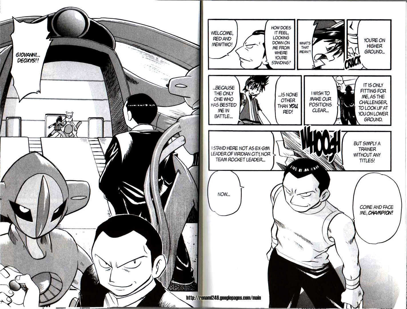 Pokemon Adventures 291 Page 3