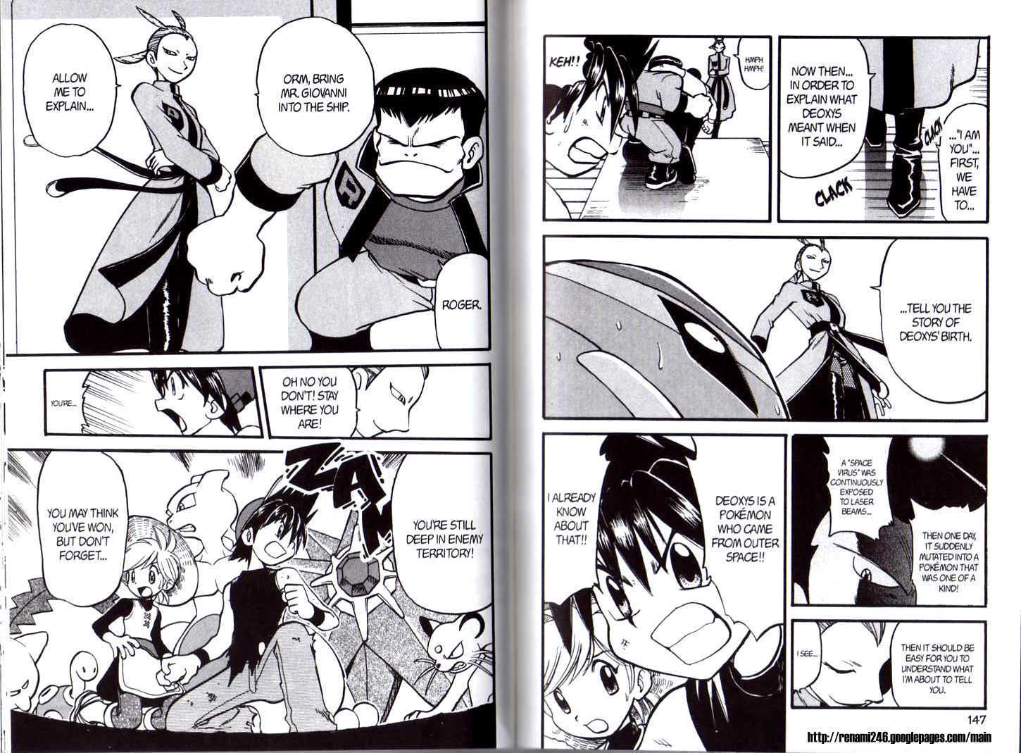 Pokemon Adventures 296 Page 3