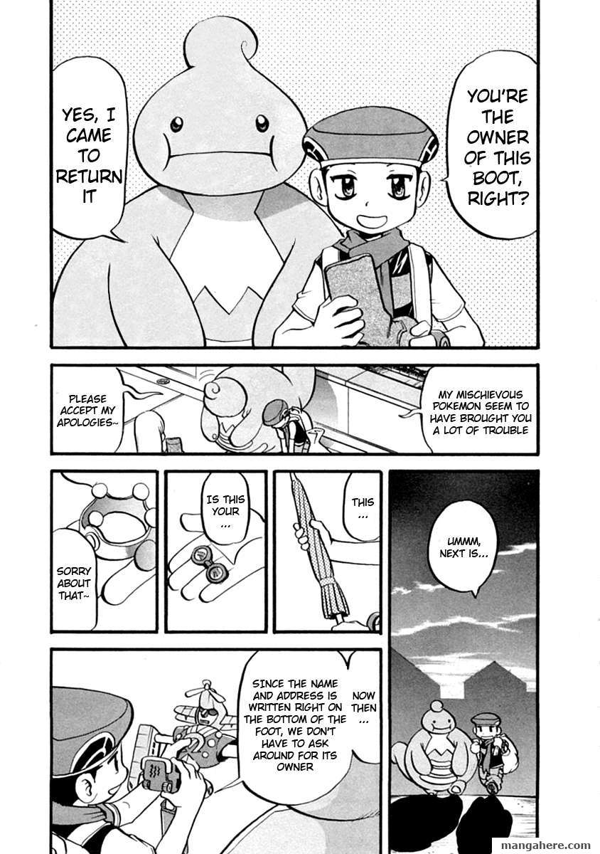 Pokemon Adventures 392 Page 2