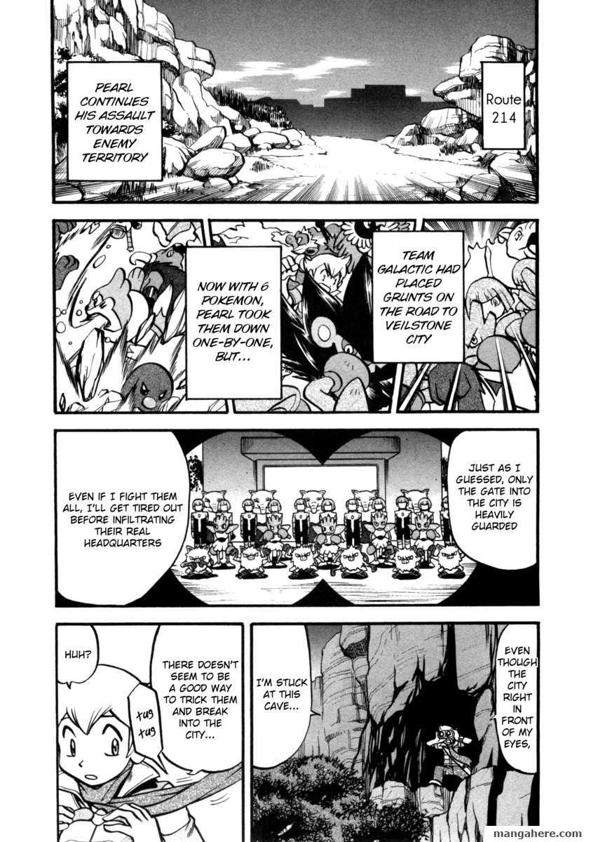 Pokemon Adventures 406 Page 2
