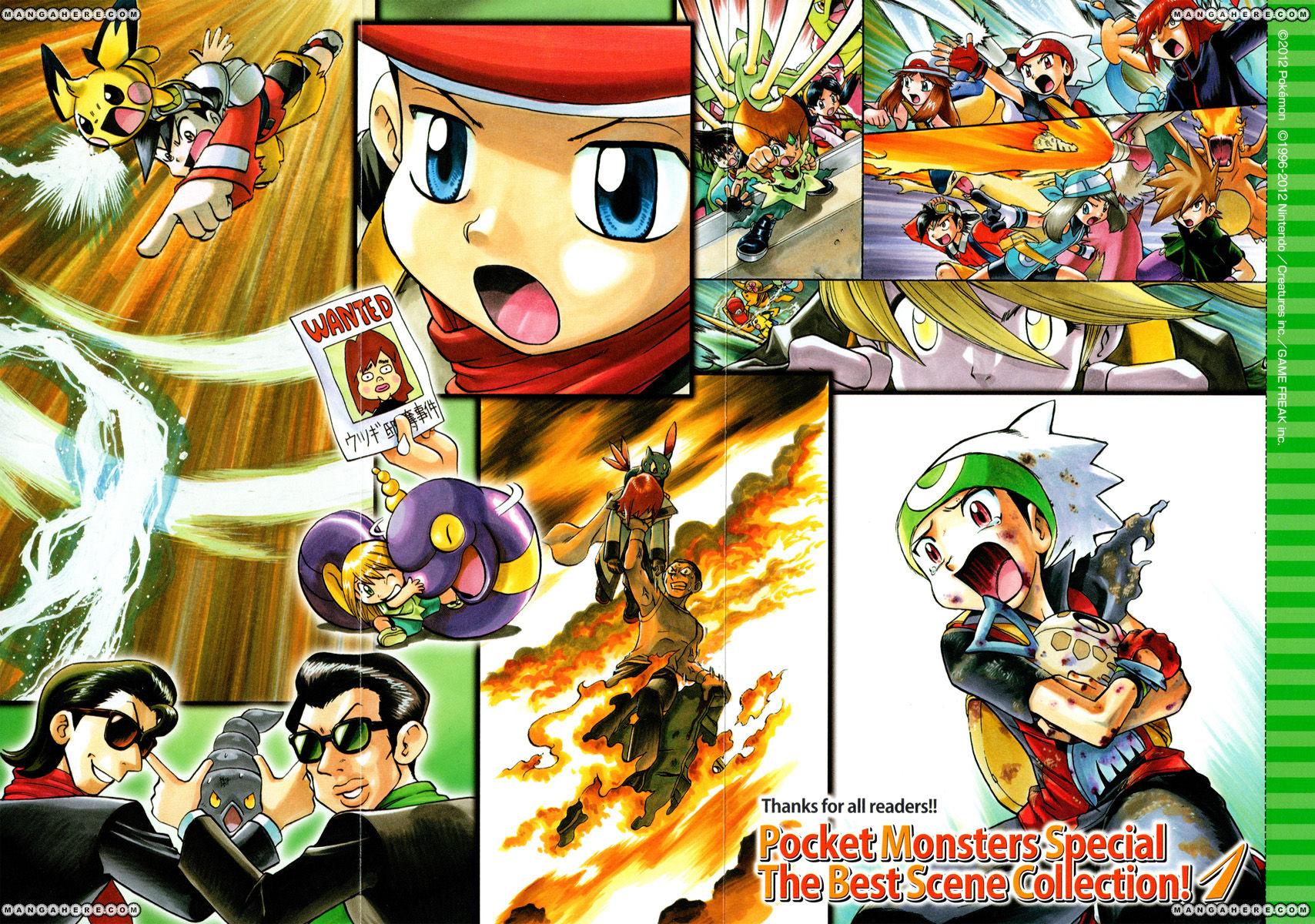 Pokemon Adventures 431 Page 3