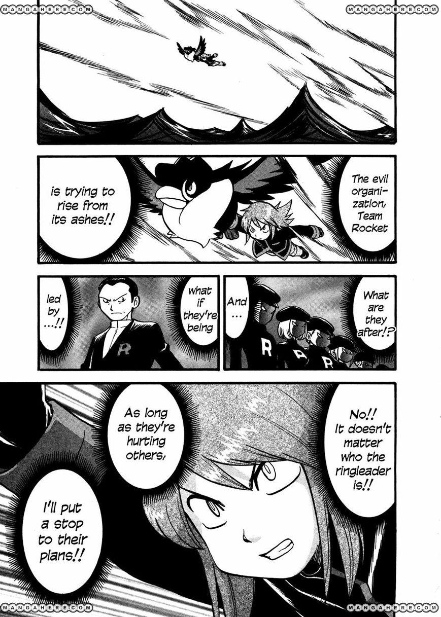 Pokemon Adventures 446 Page 2