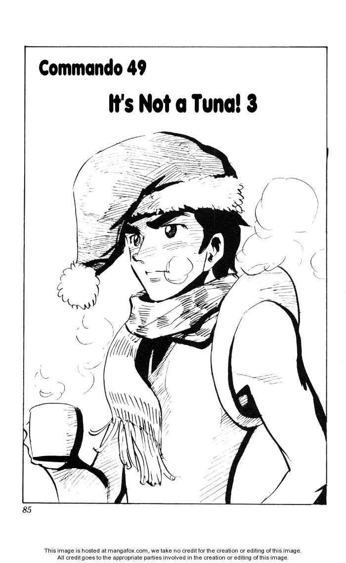 Sexy Commando Gaiden: Sugoiyo! Masaru-san 49 Page 2