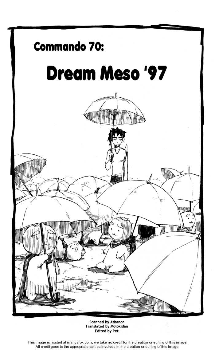 Sexy Commando Gaiden: Sugoiyo! Masaru-san 70 Page 1