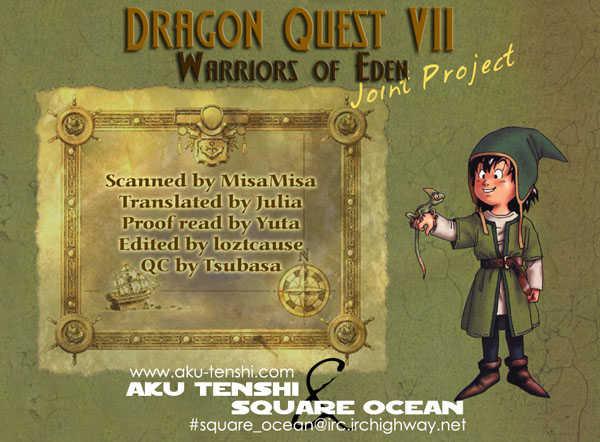 Dragon Quest VII - Warriors of Eden 5 Page 1