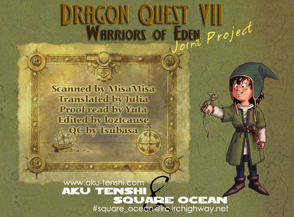 Dragon Quest VII - Warriors of Eden 6 Page 1