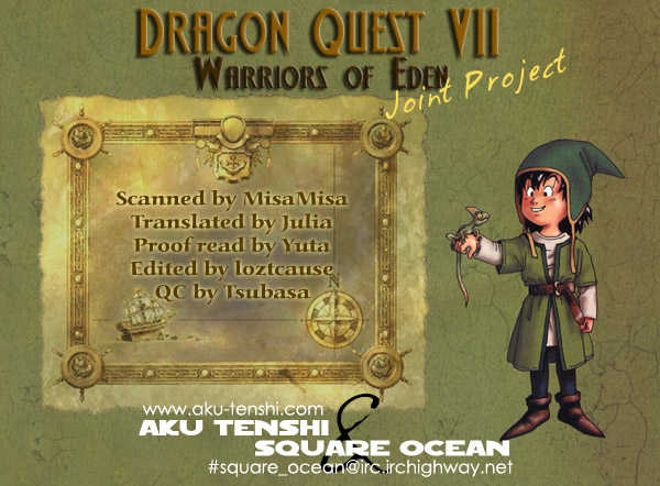 Dragon Quest VII - Warriors of Eden 8 Page 1
