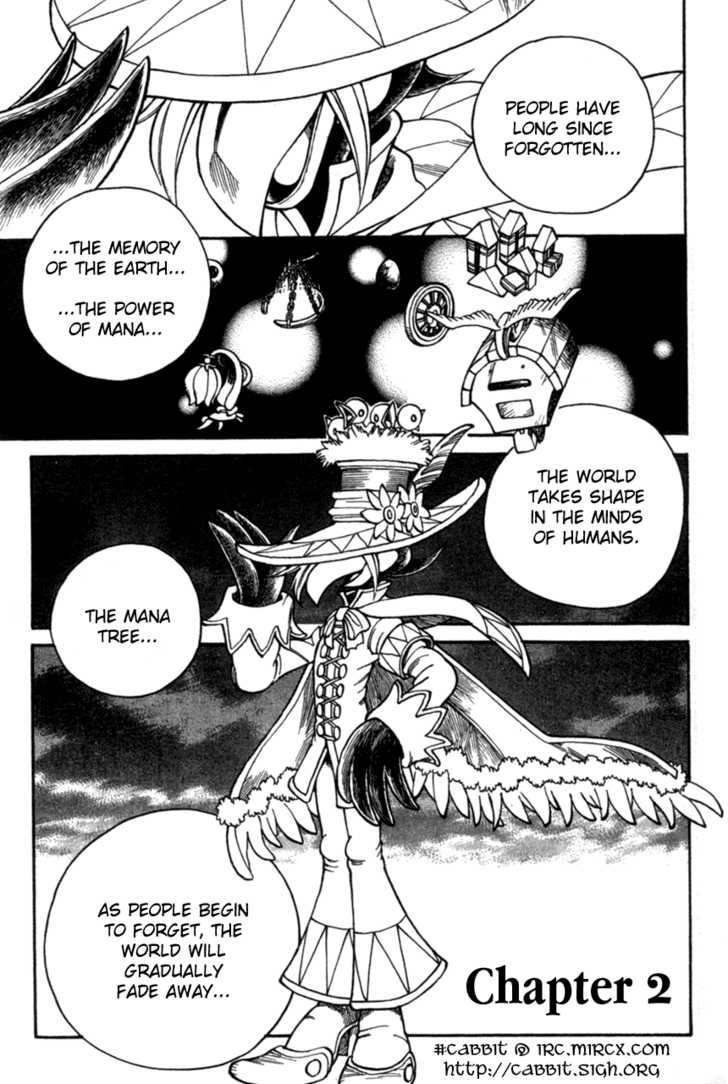 Seiken Densetsu: Legend of Mana 2 Page 1