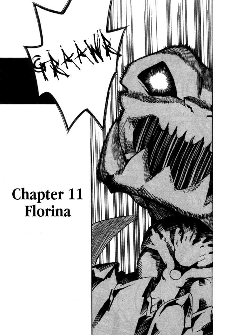 Seiken Densetsu: Legend of Mana 11 Page 1