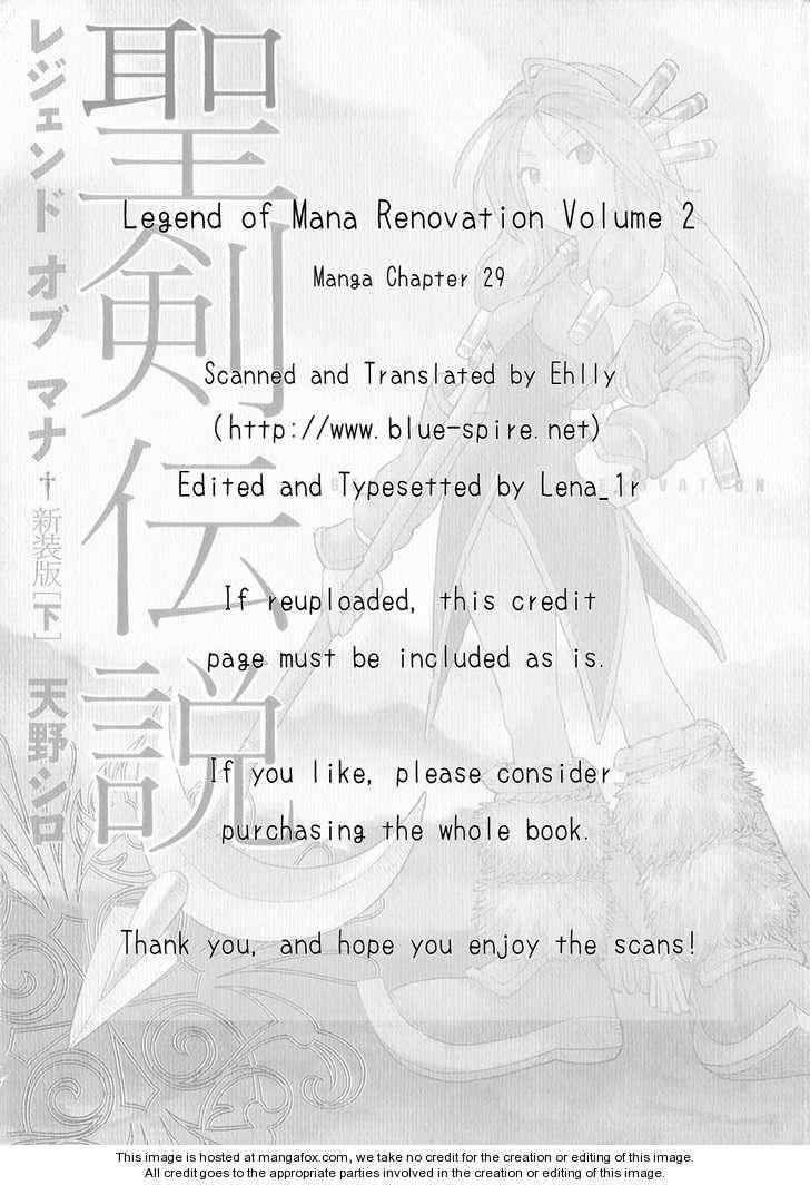Seiken Densetsu: Legend of Mana 29 Page 1