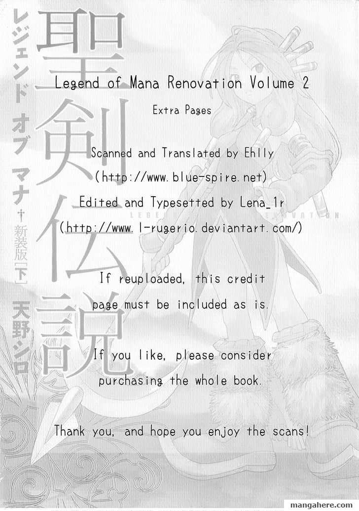 Seiken Densetsu: Legend of Mana 33.5 Page 1