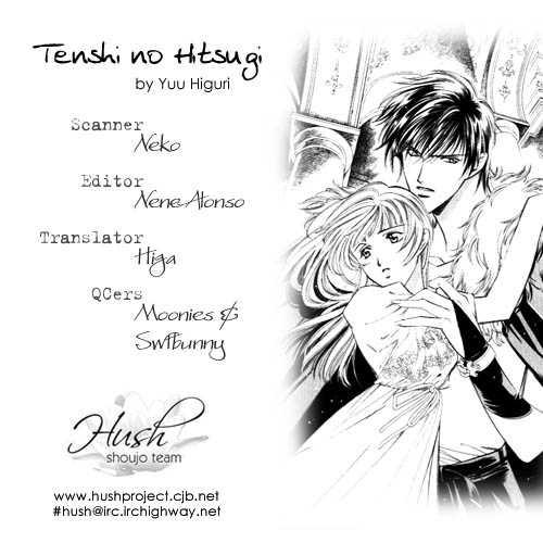 Tenshi no Hitsugi 3 Page 1