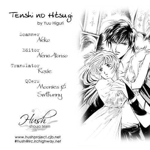 Tenshi no Hitsugi 4 Page 1