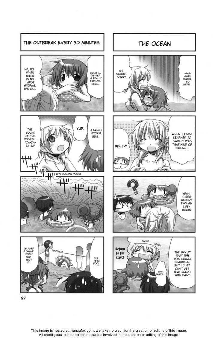 Hidamari Sketch 24 Page 3