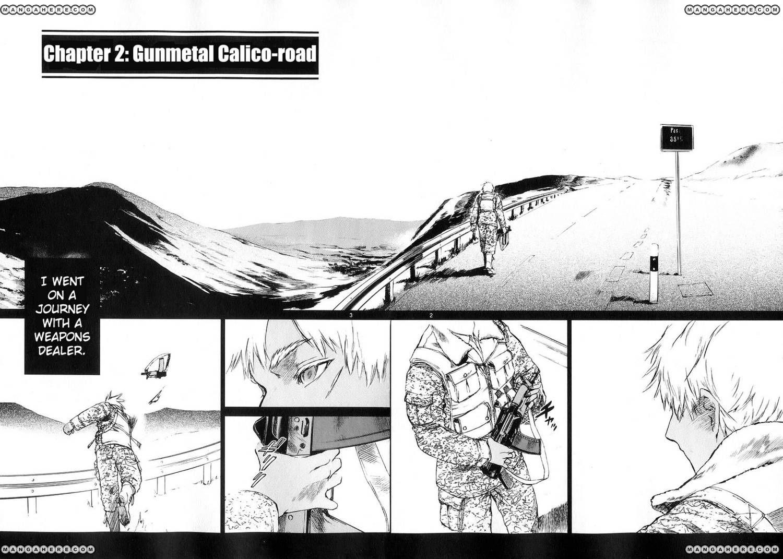 Jormungand 2 Page 2