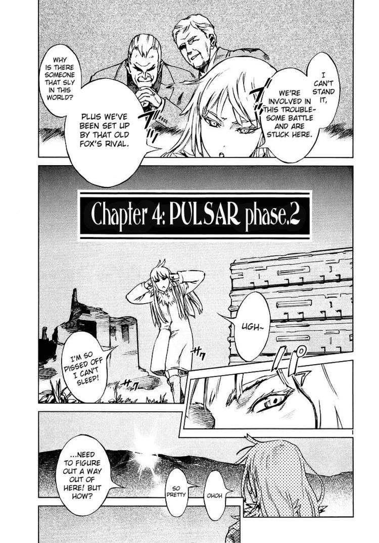 Jormungand 4 Page 1