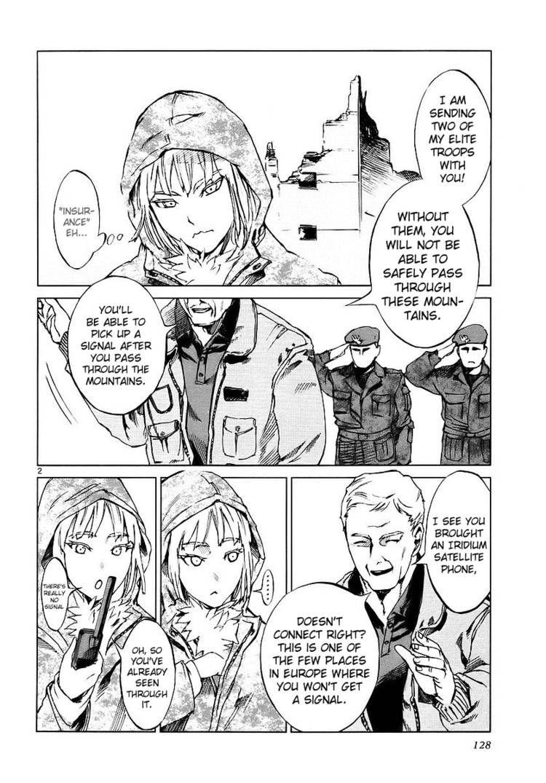 Jormungand 4 Page 2