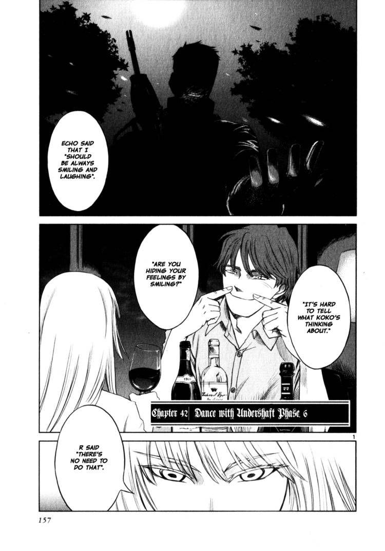 Jormungand 42 Page 1