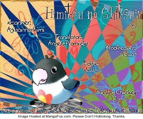 Himitsu no Shitsuji-kun 4 Page 1