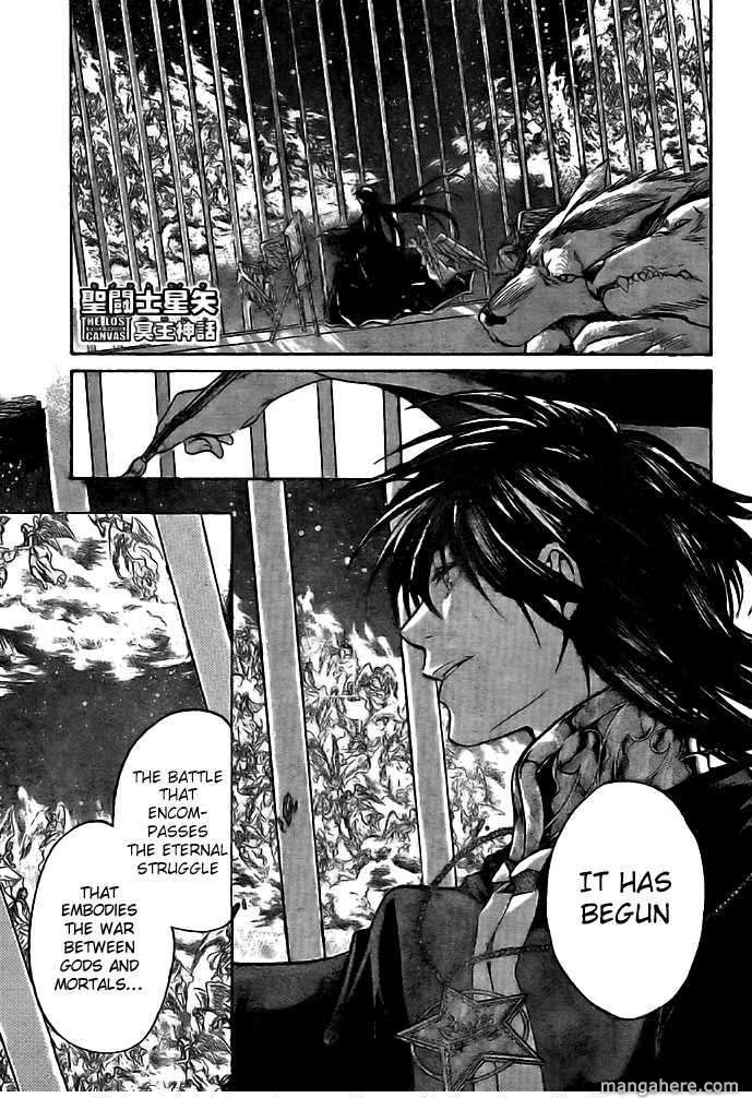 Saint Seiya - The Lost Canvas 198 Page 1