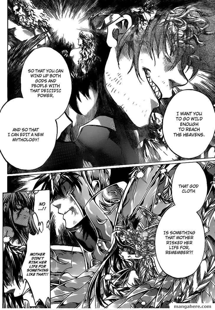 Saint Seiya - The Lost Canvas 206 Page 3