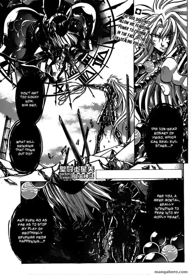 Saint Seiya - The Lost Canvas 210 Page 1