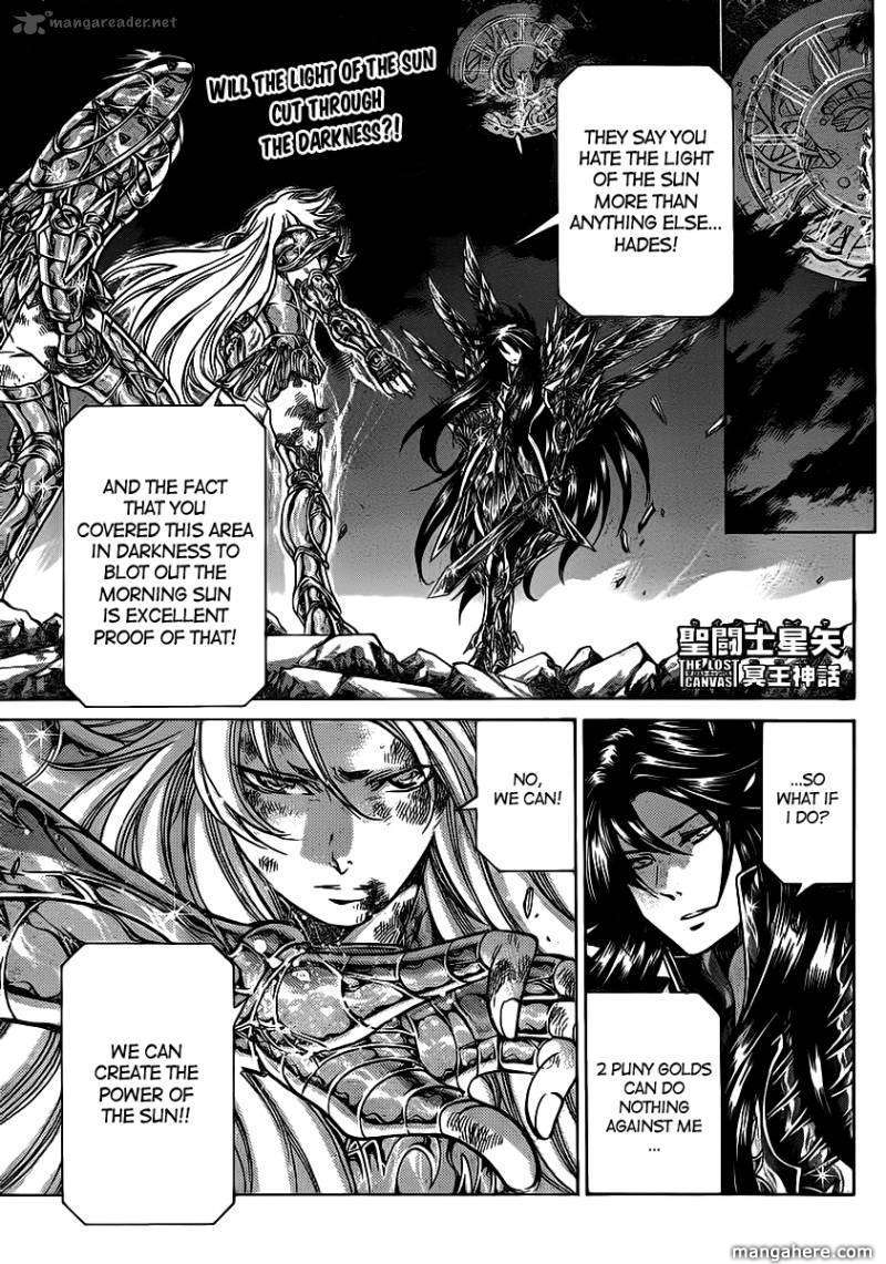 Saint Seiya - The Lost Canvas 220 Page 2
