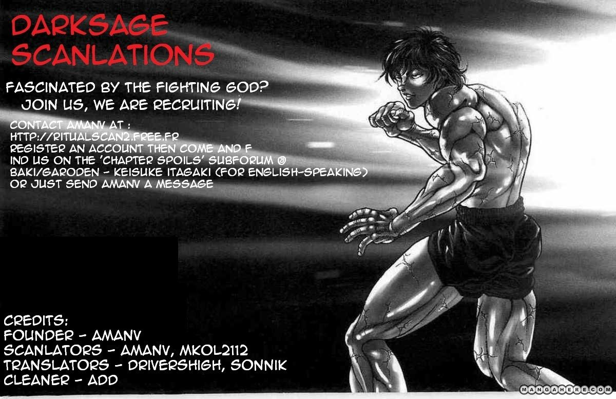 Baki - Son Of Ogre 160 Page 1