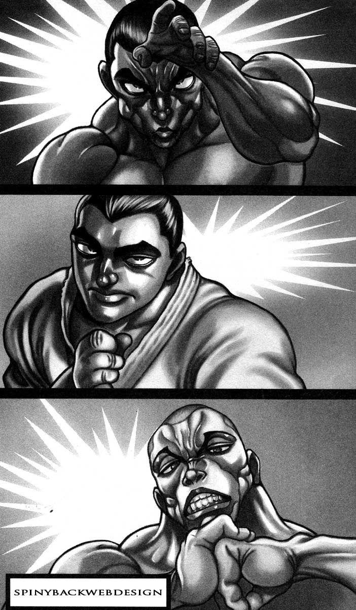Baki - Son Of Ogre 204 Page 1