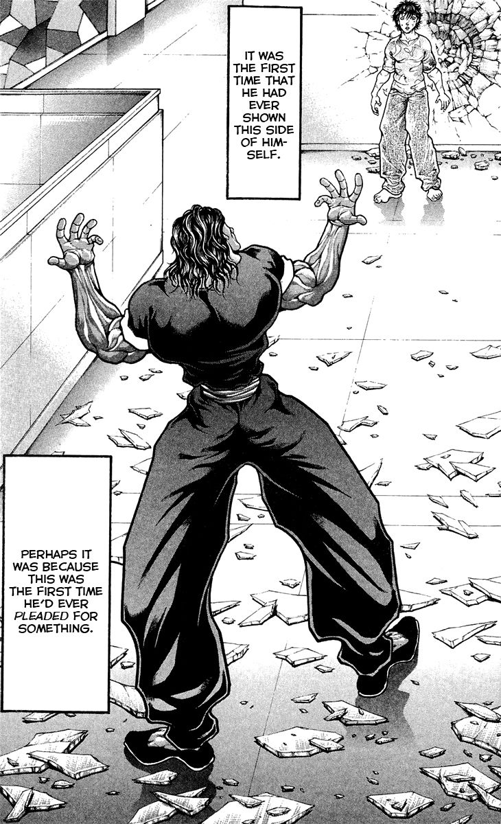 Baki - Son Of Ogre 257 Page 3