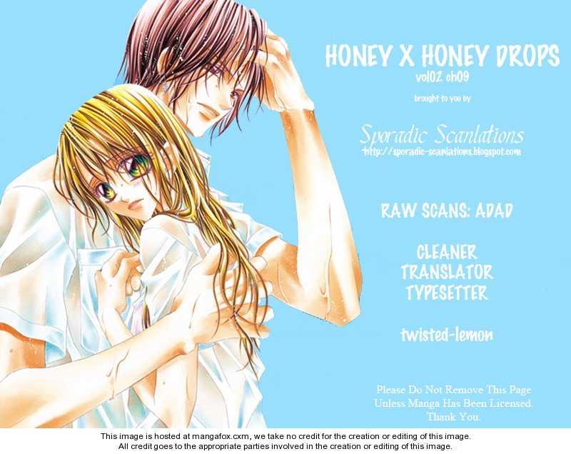 Honey X Honey Drops 9 Page 1