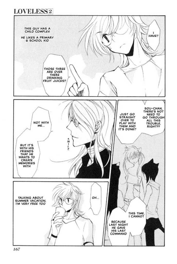 Loveless 6 Page 3