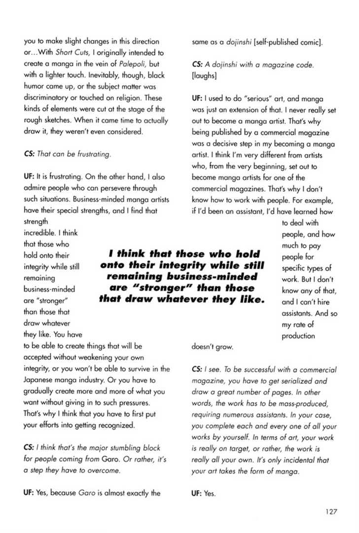 Short Cuts 6 Page 2