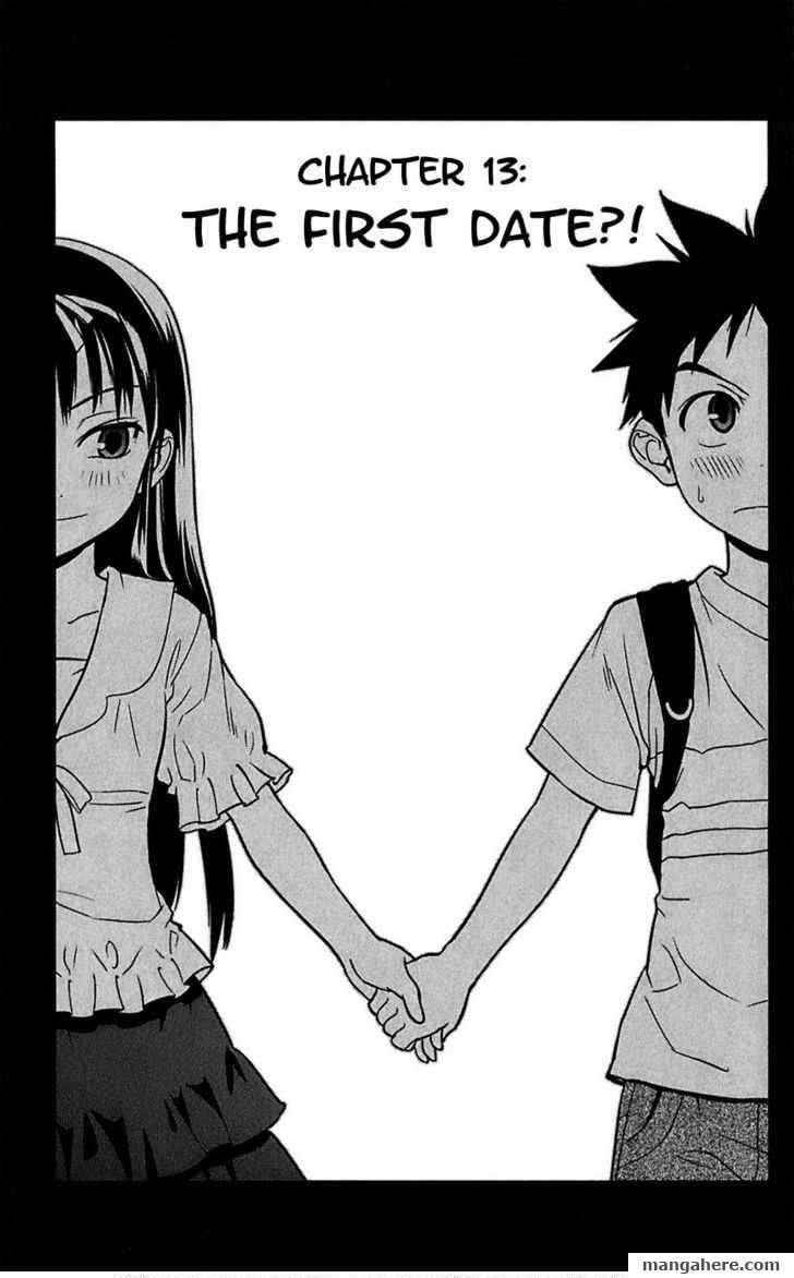 Onikirisama no Hakoirimusume 13 Page 1