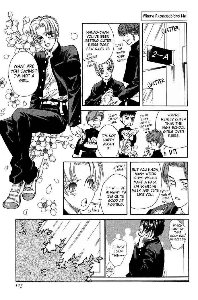 Hohoemi no Nichijou 5 Page 1