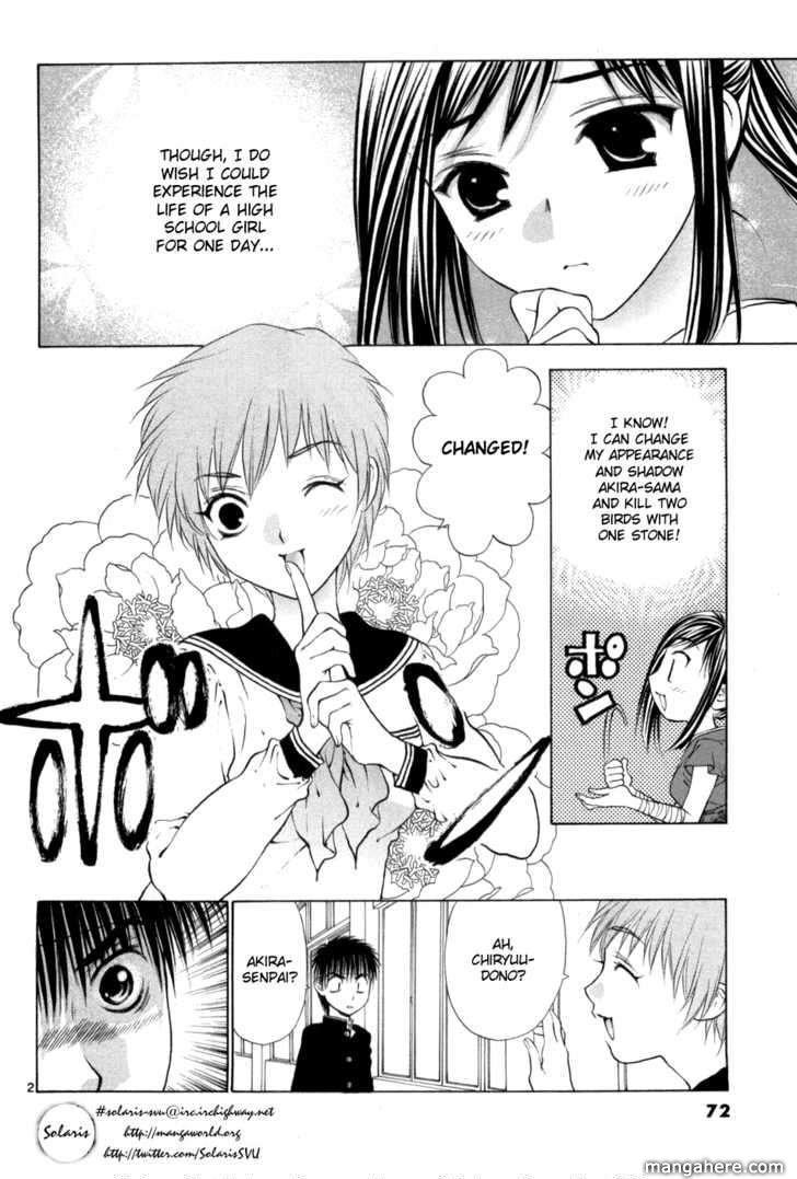 Girls Saurus DX 62 Page 2