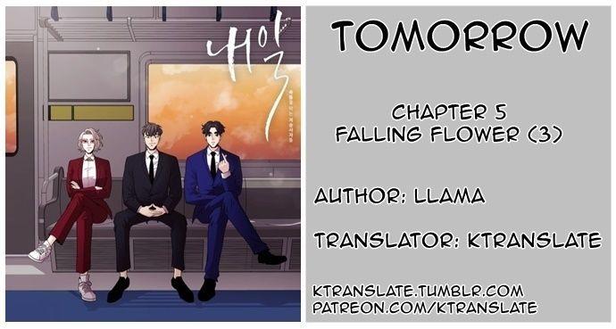 Tomorrow 5 Page 1