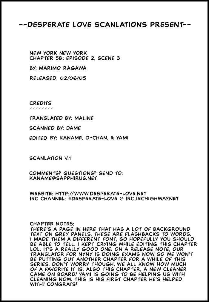 New York New York 5.2 Page 1