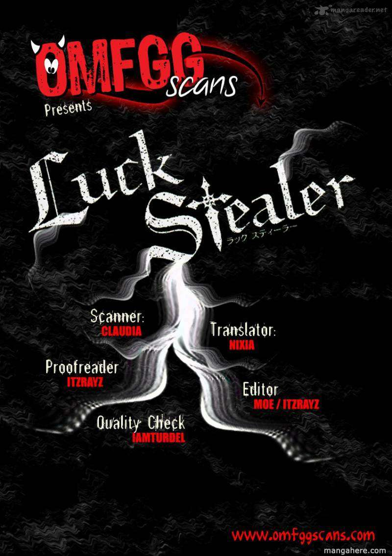 Luck Stealer 16 Page 1