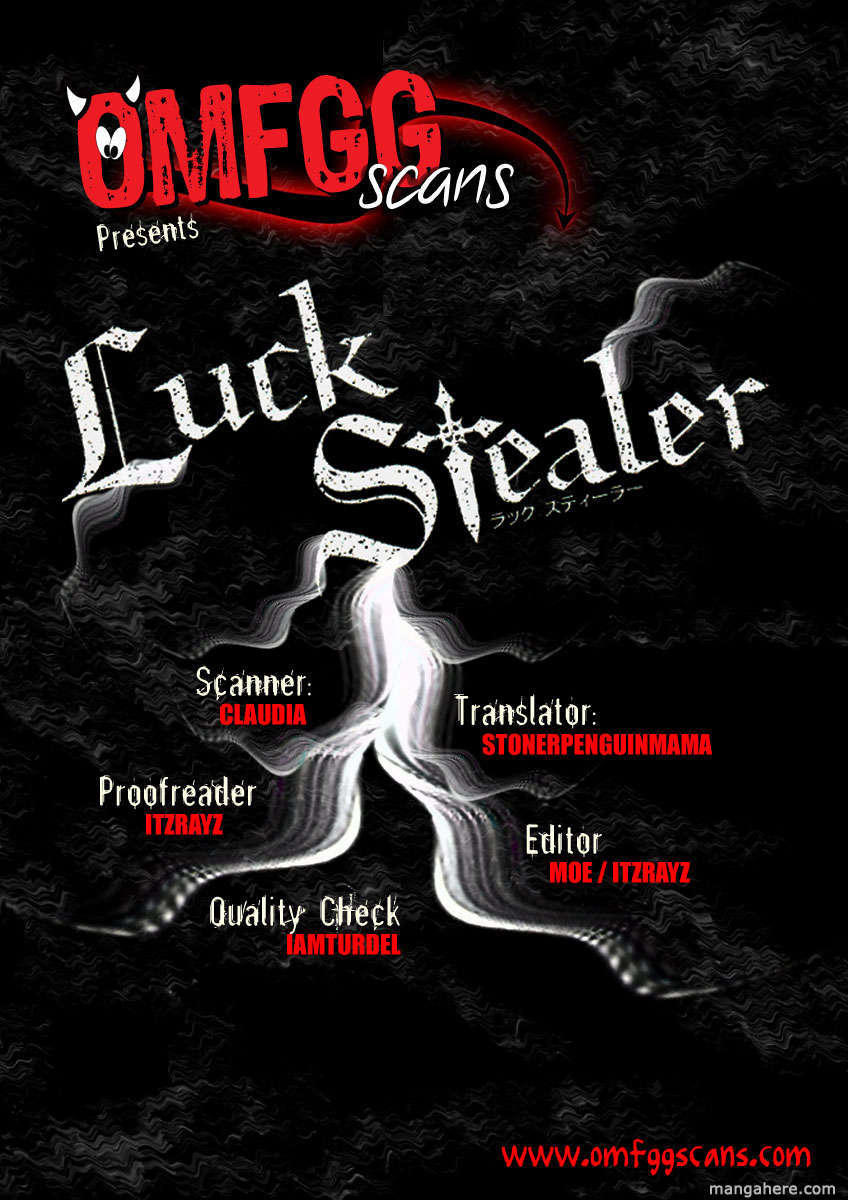 Luck Stealer 18 Page 1