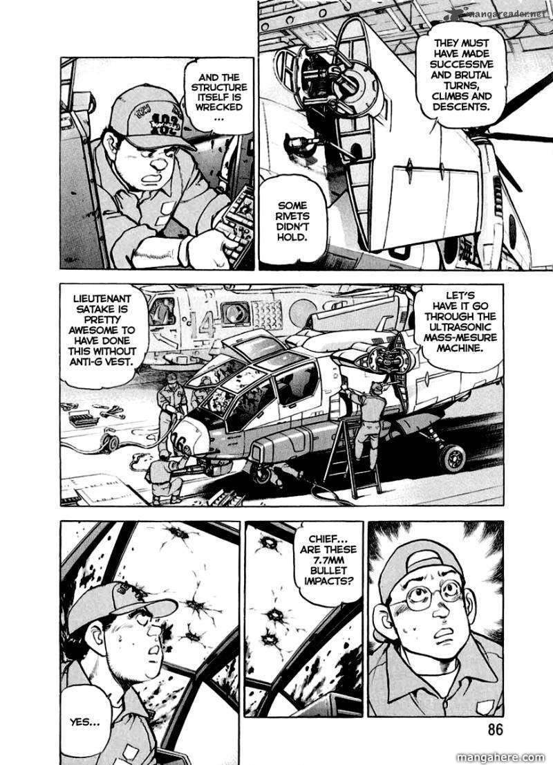 Zipang 14 Page 3