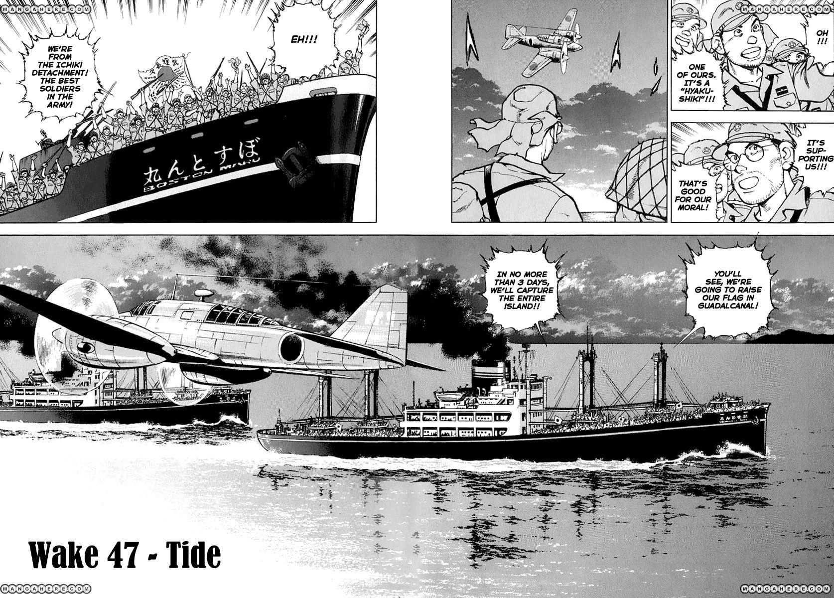 Zipang 47 Page 3
